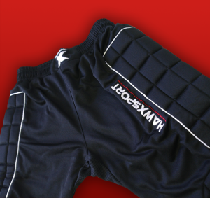Hawxsport Adult 3/4 Length Goalkeeping Trousers