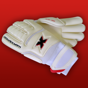 Hawxsport Talon Pro Goalkeeping Gloves - White